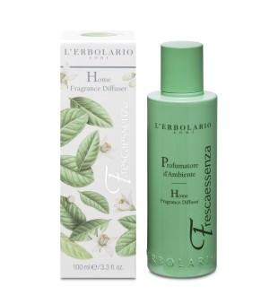 L'Erbolario Frescaessenza Žaliųjų citrinų aromato namų kvapas, 100 ml | inbeauty.lt