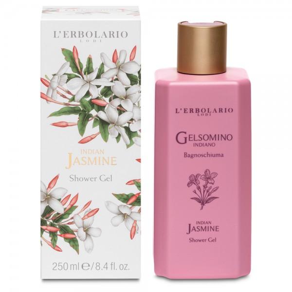 Gelsomino Indiano Jazminų aromato dušo gelis, 250 ml
