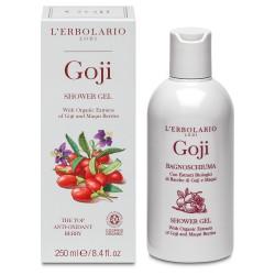 Goji Uogų aromato dušo gelis, 250 ml