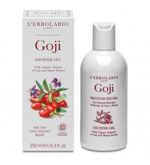 L'Erbolario Goji Uogų aromato dušo gelis, 250 ml | inbeauty.lt