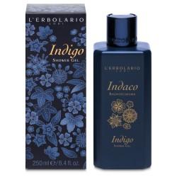 Indigo Dušo gelis su indigažolių ekstraktu, 250 ml