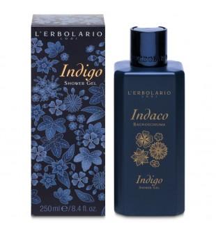 L'Erbolario Indigo Dušo gelis su indigažolių ekstraktu, 250 ml | inbeauty.lt
