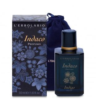 L'Erbolario Indigo Eau de Parfum Purškiamas kvapusis vanduo, 50ml   inbeauty.lt