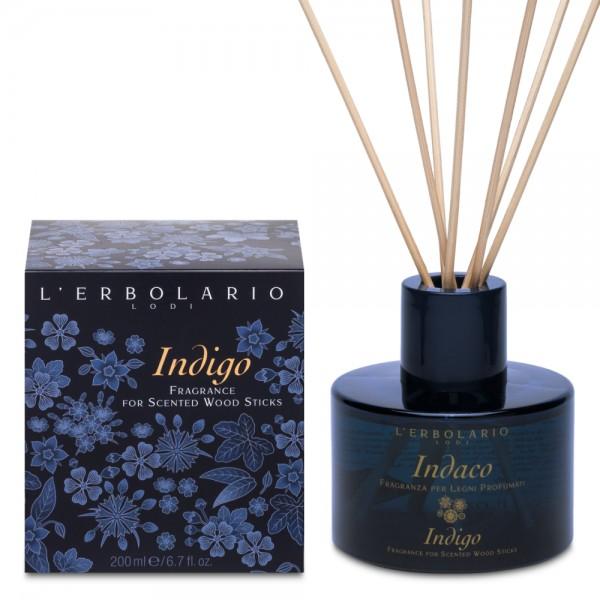 Indigo Pačiulių ir vanilės aromato namų kvapas, 200 ml