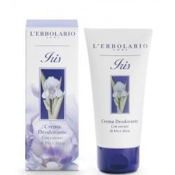 Iris Vilkdalgių aromato kreminis dezodorantas, 50 ml