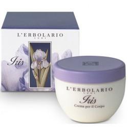 Iris Vilkdalgių aromato kūno kremas, 300 ml