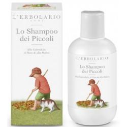 Lo Shampoo Dei Piccoli Plaukų šampūnas vaikams, 200 ml