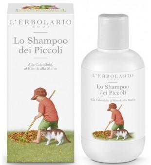 L'Erbolario Lo Shampoo Dei Piccoli Plaukų šampūnas vaikams, 200 ml | inbeauty.lt