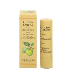 Lucida Labbra Vitaminico Lūpų balzamas su vaisių ekstraktais, 4,5ml