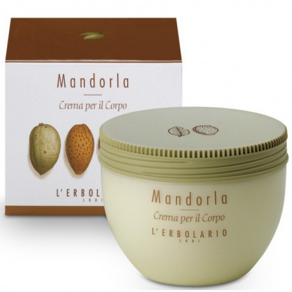Mandorla Kūno kremas su migdolų ekstraktu, 300 ml