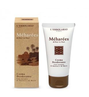 L'Erbolario Méharées Kreminis dezodorantas su datulių ekstraktu, 50 ml | inbeauty.lt