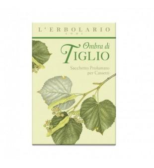 L'Erbolario Ombra di Tiglio Liepžiedžių aromato kvapnus vokas, 1 vnt | inbeauty.lt
