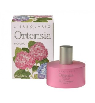 L'Erbolario Ortensia Eau de Parfum Purškiamas kvapusis vanduo, 50ml | inbeauty.lt