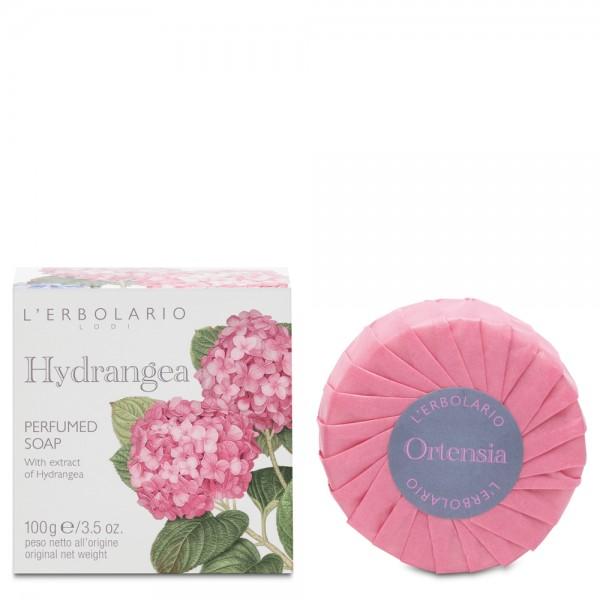 Ortensia Hortenzijų aromato kvapnusis muilas, 100g