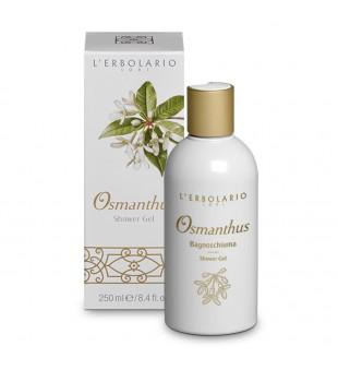 L'Erbolario Osmanthus Kvepenių aromato dušo gelis, 250 ml   inbeauty.lt