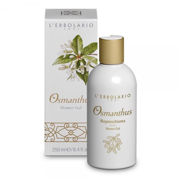 Osmanthus Kvepenių aromato dušo gelis, 250 ml