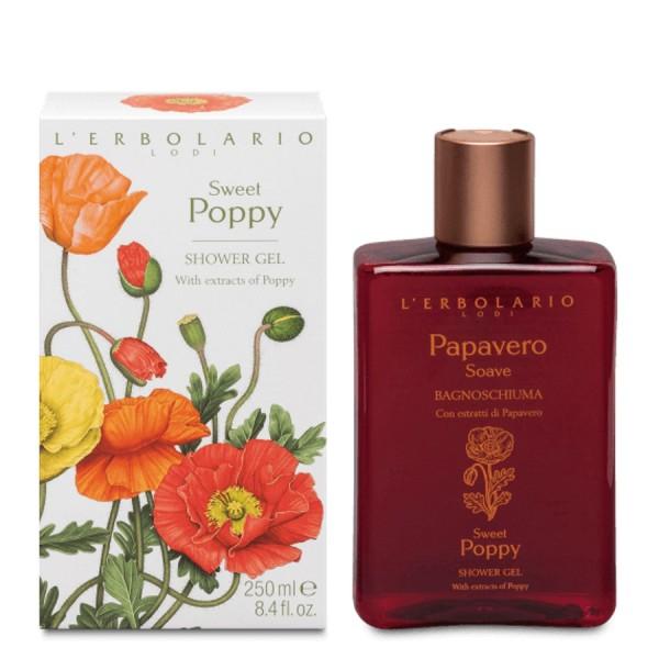 Sweet Poppy Shower Gel Dušo gelis-putos, 250ml
