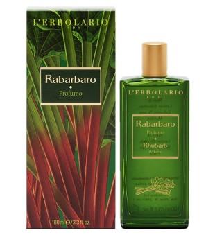L'Erbolario Rhubarb Eau de Parfum Kvapusis vanduo, 100ml | inbeauty.lt