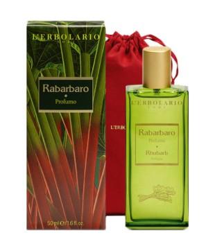 L'Erbolario Rhubarb Eau de Parfum Kvapusis vanduo, 50ml | inbeauty.lt