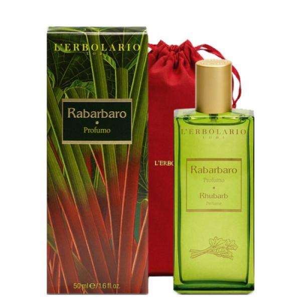 Rhubarb Eau de Parfum Kvapusis vanduo, 50ml