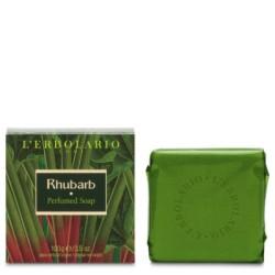 Rhubarb Perfumed Soap Muilas su rabarbarų ekstraktu, 100g