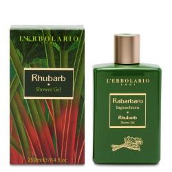 Rhubarb Shower Gel Dušo gelis su rabarberų ekstraktu, 250ml