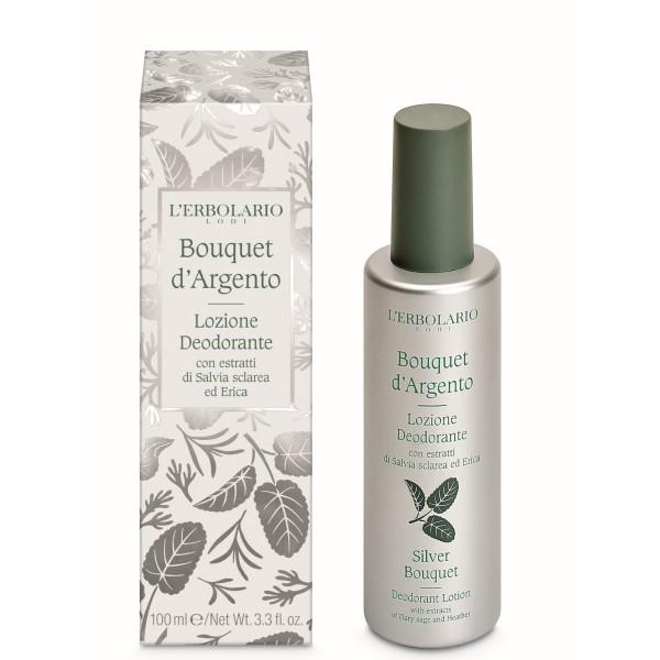 Silver Bouquet Deodorant Lotion Purškiamas dezodorantas, 100ml