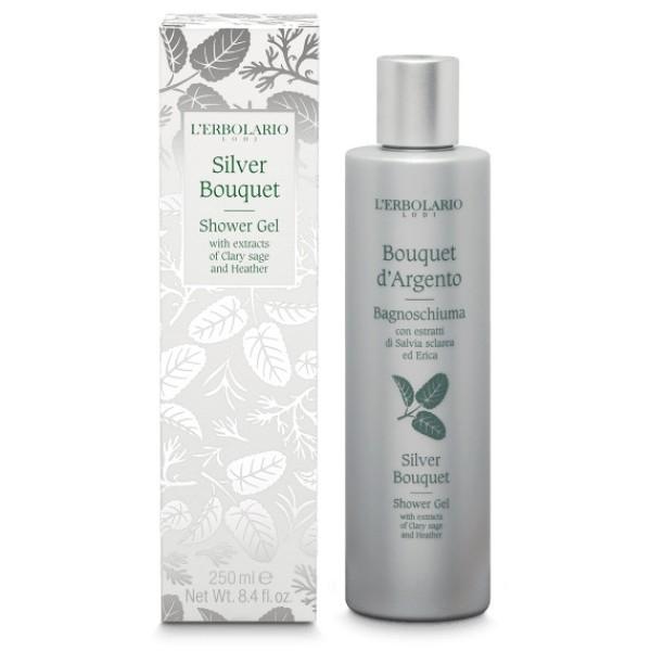 Silver Bouquet Shower Gel Dušo gelis, 250ml