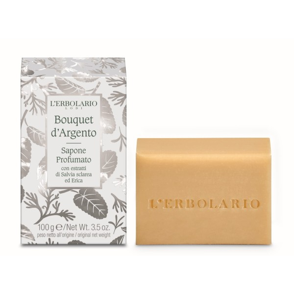 Silver Bouquet Fragranced Soap Parfumuotas muilas, 100g