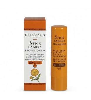L'Erbolario Stick Labbra Protezione Apsauginis lūpų balzamas nuo saulės, 4,5ml | inbeauty.lt