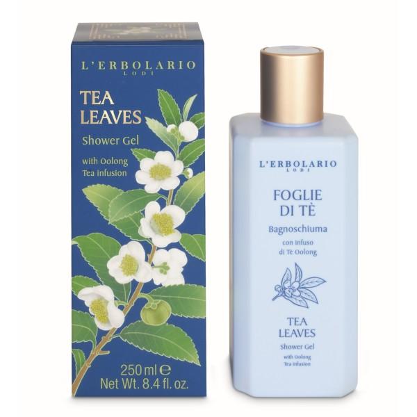 Tea Leaves Shower Gel Dušo gelis, 250ml