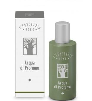 L'Erbolario Uomo Eau de Parfum Purškiamas kvapusis vanduo, 50ml | inbeauty.lt