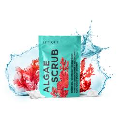 Algae Scrub Kūno šveitiklis su jūros druska, 250g