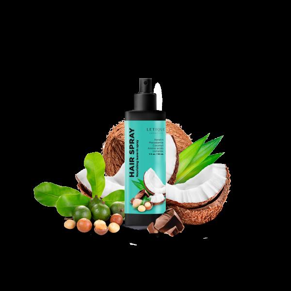 Hair Spray Atkuriamasis plaukų purškiklis su keratinais, 150ml