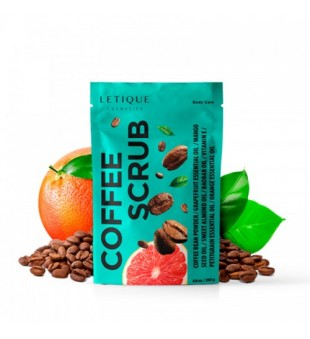 Letique Coffee Scrub Kavos šveitiklis, 250g | inbeauty.lt