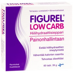 Figurel Low Carb, 60 tab.