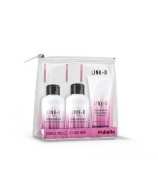 LINK-D Travel Kit Kelioninis plaukŲ priežiūros rinkinys, 1vnt | inbeauty.lt