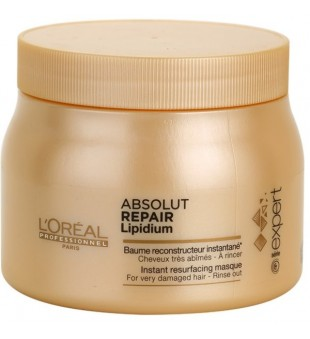 L'oreal Professionnel Absolut Repair plaukų kaukė, 500 ml | inbeauty.lt