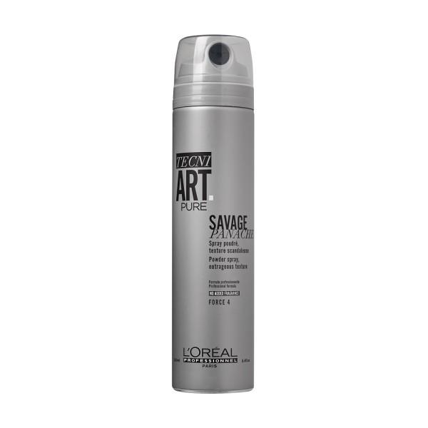 Savage Panache Pure Powder Spray Purškiama plaukų pudra, 250ml
