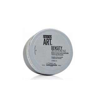 L'oreal Professionnel Density Material Wax Tekstūros suteikiantis plaukų vaškas-pasta, 100ml | inbeauty.lt