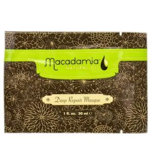 Macadamia Deep Repair Mask Atstatomoji kaukė plaukams, 30 ml | inbeauty.lt