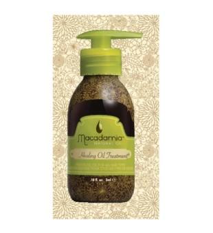 Macadamia Hair Oil Gydomasis plaukų aliejus, 3 ml | inbeauty.lt