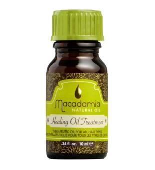 Macadamia Healing Oil Treatment Atkuriamasis plaukų aliejus, 10 ml | inbeauty.lt