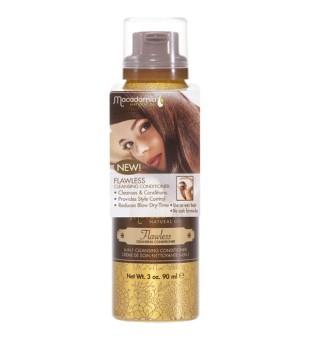 Macadamia Flawless Cleansing Kondicionuojanti plaukus priemonė, 90 ml | inbeauty.lt