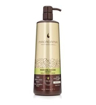 Macadamia Nourishing Moisture Conditioner Maitinantis ir drėkinantis kondicionierius sausiems plaukams, 1000 ml | inbeauty.lt