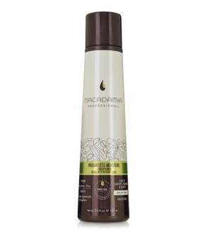 Macadamia Weightless Moisture Conditioner Neapsunkinantis plaukų drėkinantis kondicionierius, 100 ml | inbeauty.lt