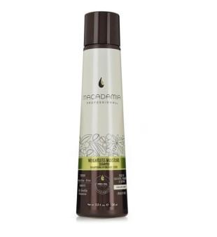 Macadamia Weightless Moisture Shampoo Neapsunkinantis plaukų drėkinantis šampūnas, 100 ml | inbeauty.lt