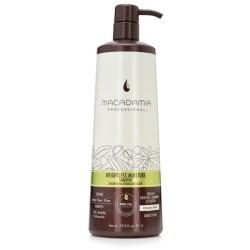 Weightless Moisture Shampoo Neapsunkinantis plaukų drėkinantis šampūnas, 1000 ml