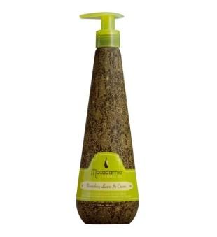 Macadamia Nourishing Leave In Cream Nenuplaunamas maitinantis kremas plaukams, 300 ml | inbeauty.lt