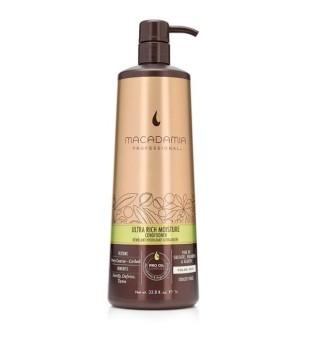 Macadamia Ultra Rich Moisture Conditioner Ypač drėkinantis kondicionierius pažeistiems plaukams,1000 ml | inbeauty.lt